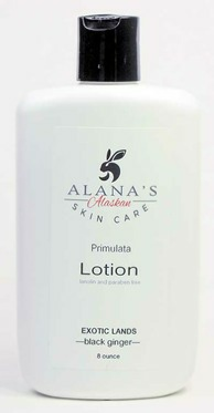 Primulata - Body Lotion 8 oz.